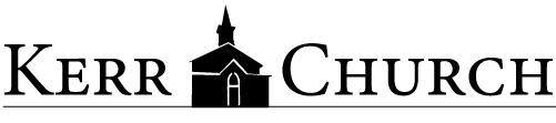 Kerr Church Website Gets a Facelift!