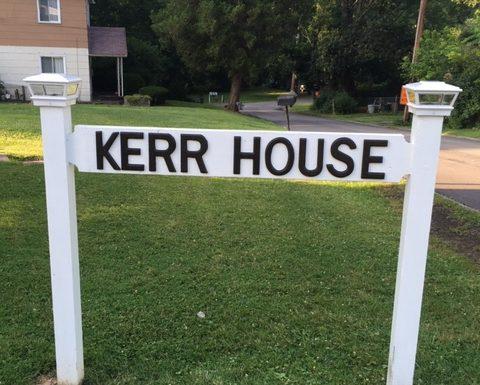 Kerr House Update