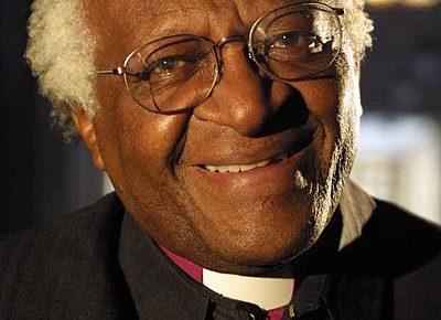 public domain photo of Archbishop Tutu