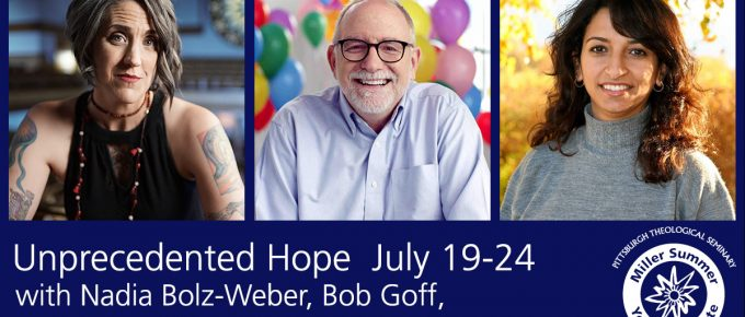 Image of speakers for SYI Hope Conference