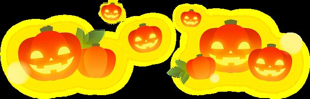 halloween pumpkins pixabay