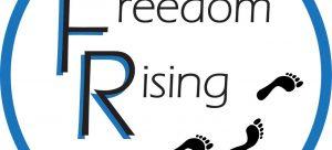 Freedom Rising Logo from Pittsburgh Presbytery