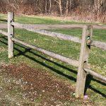 Kerr church fence