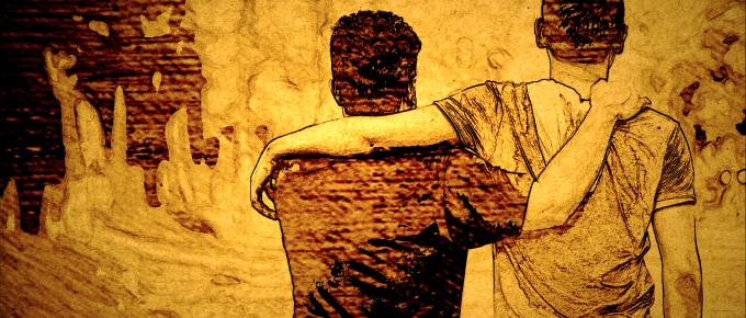 Men Connecting, Pixabay, Sajjad Saju