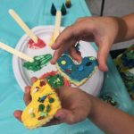 VBS cookie decoration